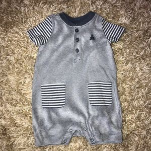 Baby Gap 0-3 month onesie